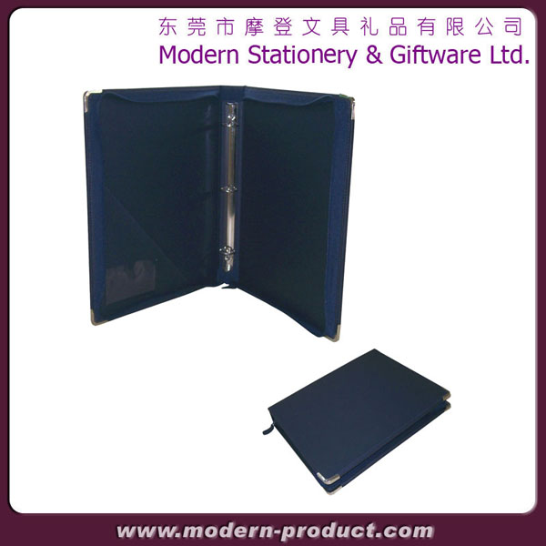 High grade A4 PU leather office portfolio